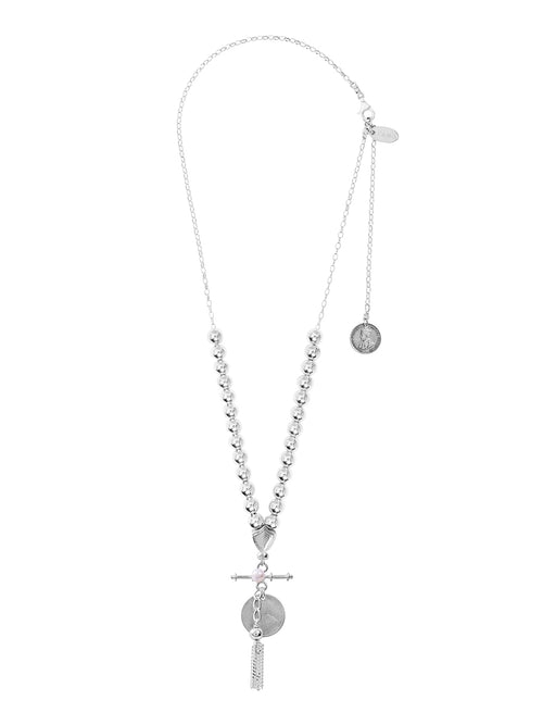 Fiorina Jewellery Komboloy Necklace