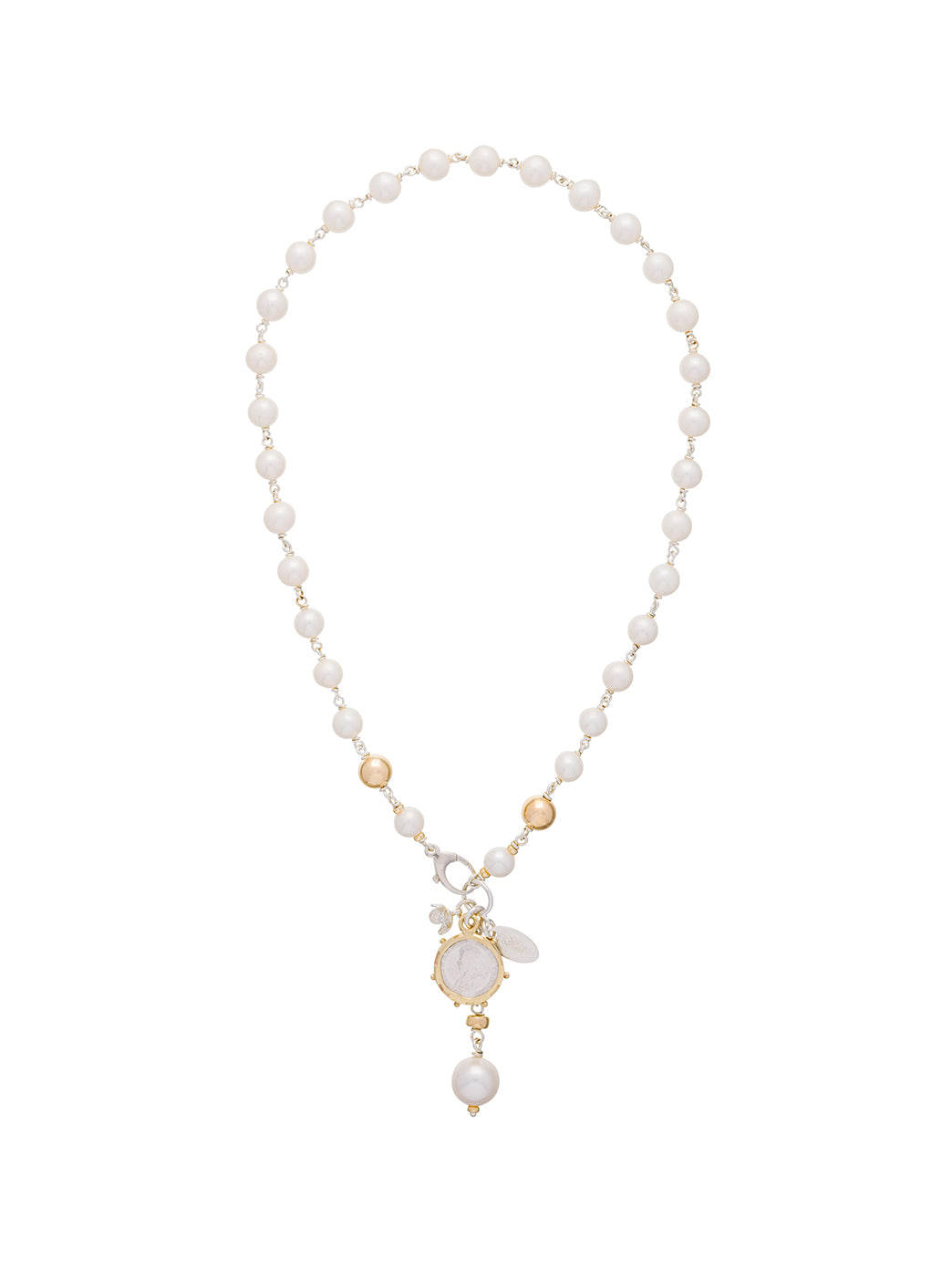 Fiorina Jewellery Pearlina Necklace Pearl