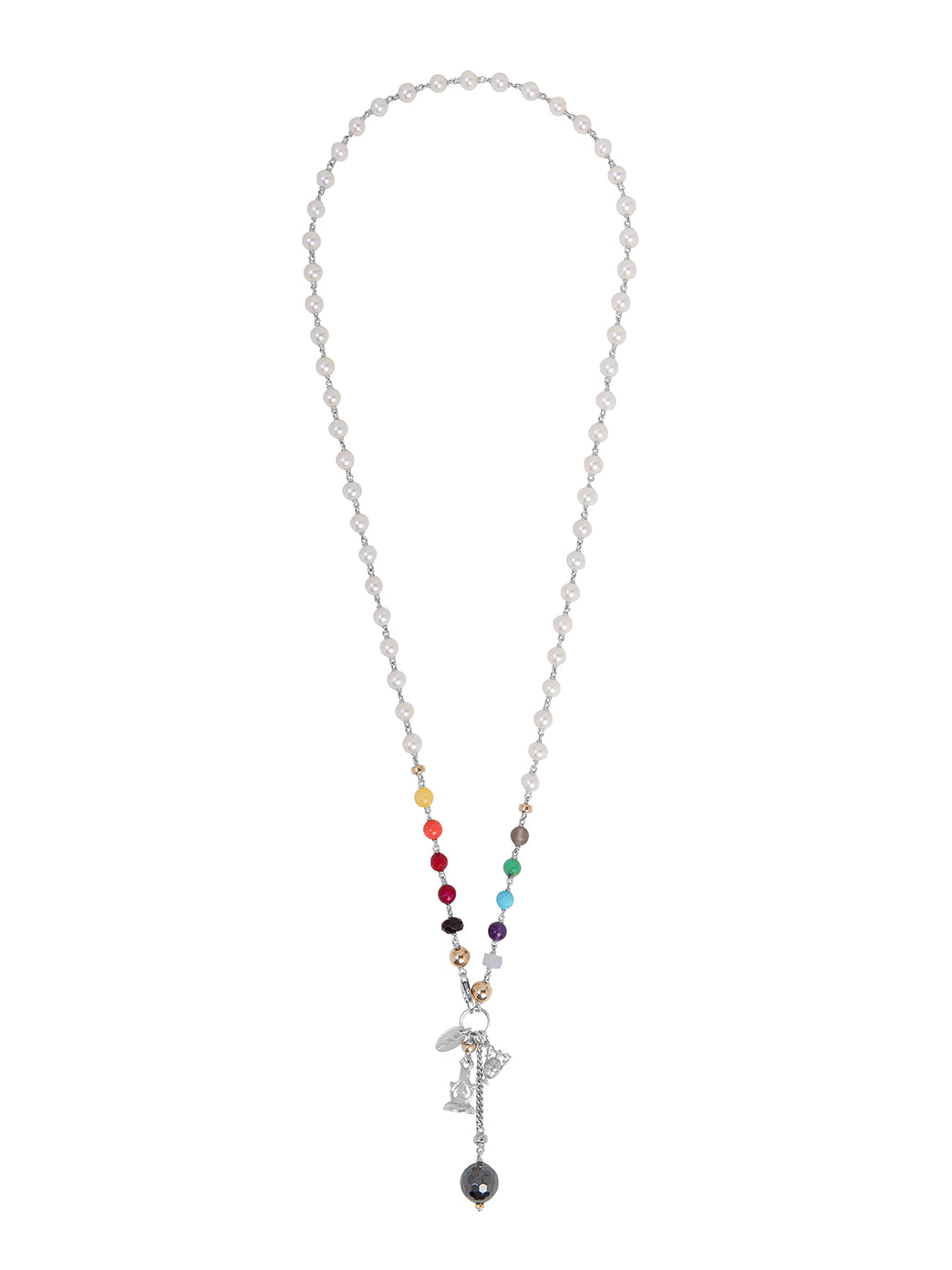 Fiorina Jewellery Rosalina Necklace Pearl