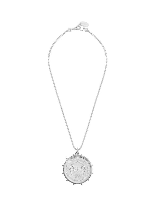 Fiorina Jewellery Silver Sette Necklace