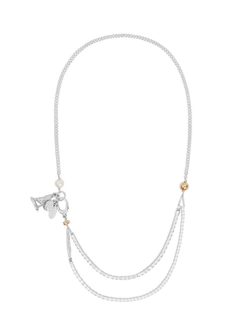 Fiorina Jewellery Trapeze Necklace