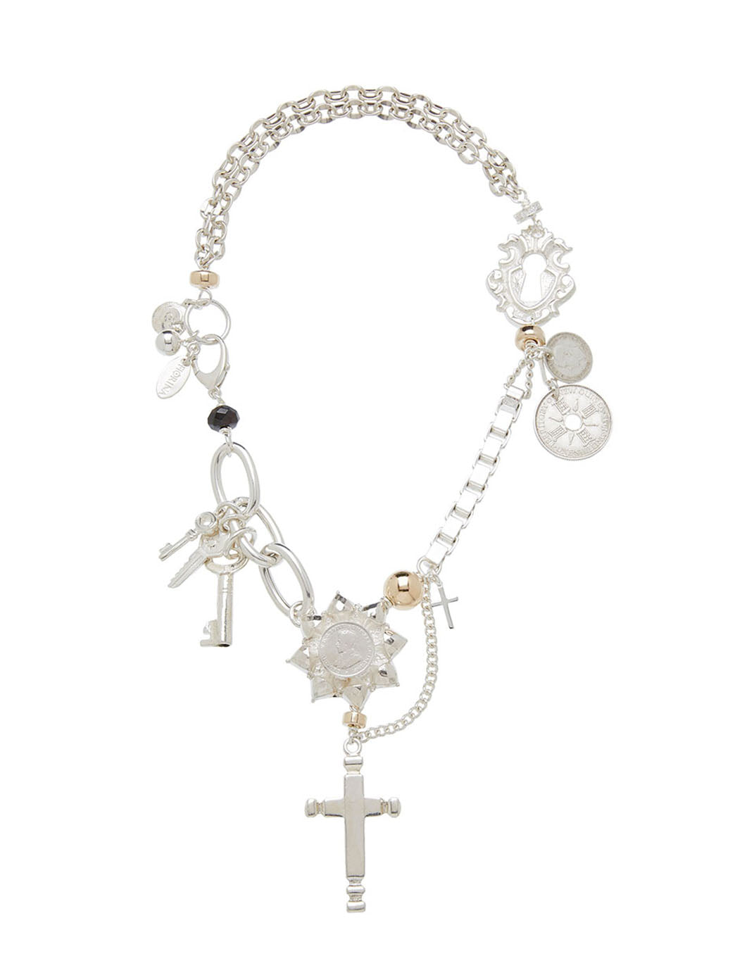 Fiorina Jewellery The Short Don Necklace Starburst