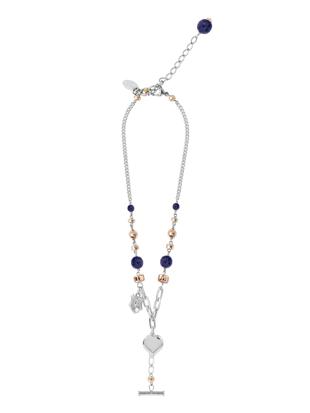 Fiorina Jewellery Florence Necklace Sodalite