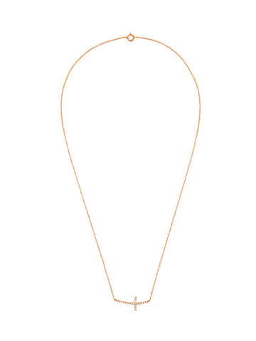 Gold Sette Necklace