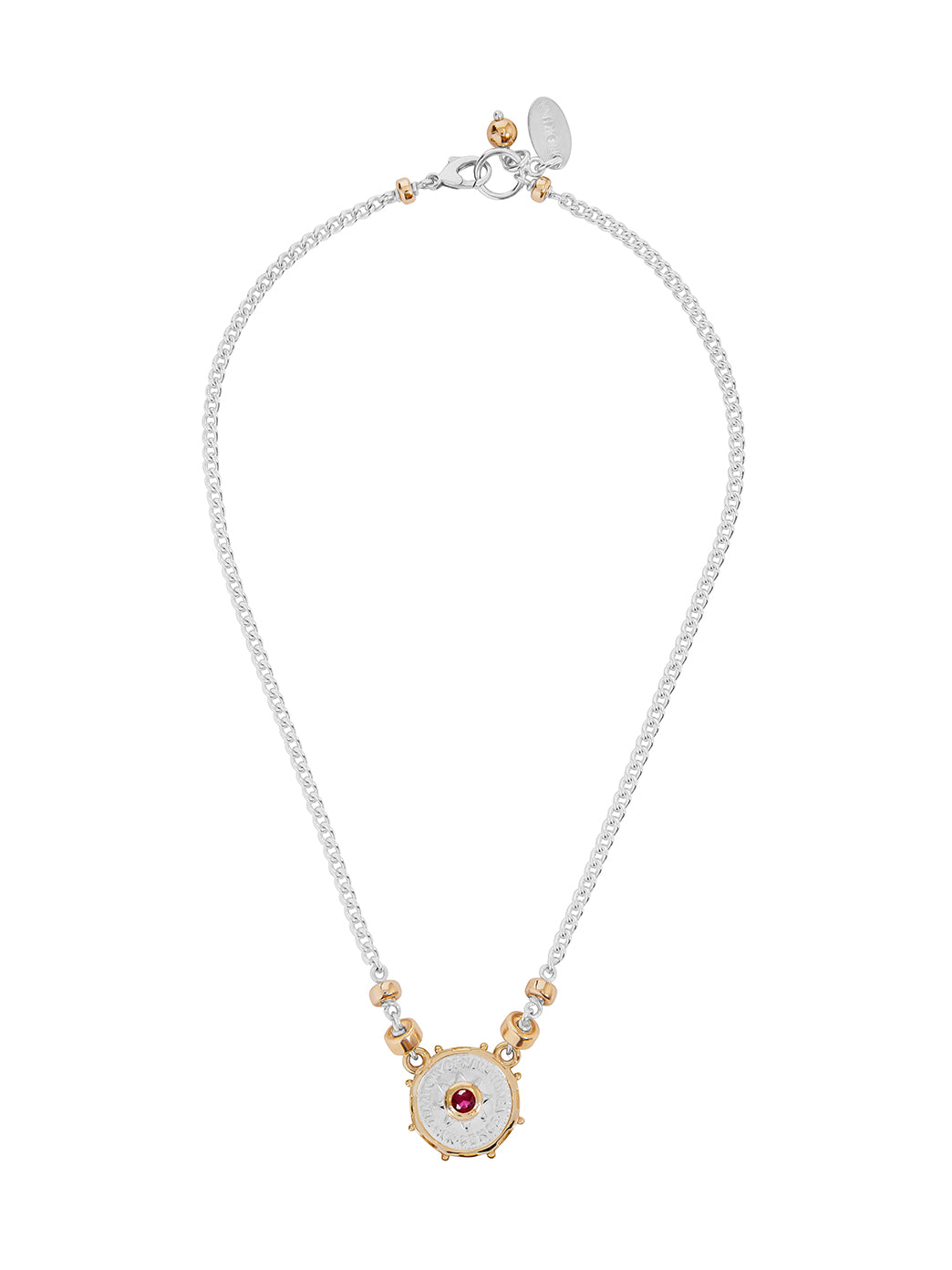 Fiorina Jewellery Joy Necklace Ruby
