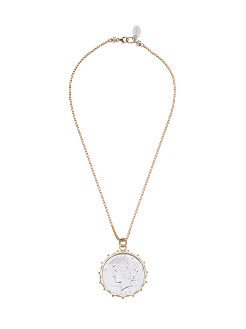 Fiorina Jewellery Gold Sette Necklace