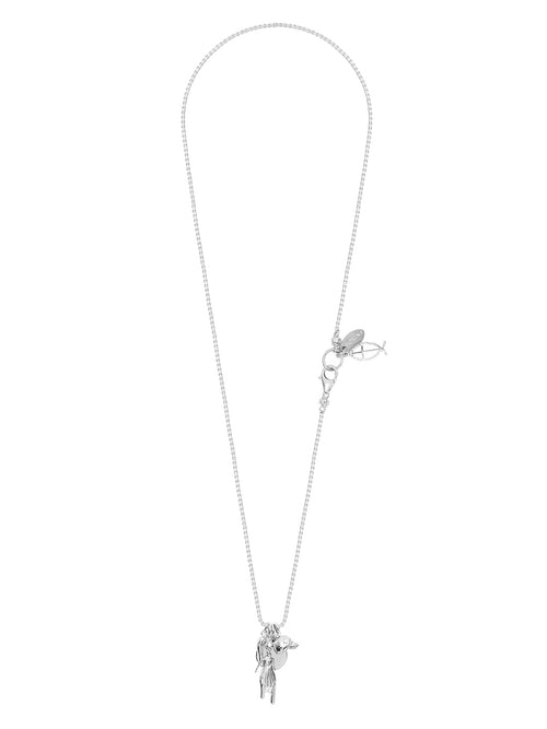 Fiorina Jewellery Men's Simple Charm Necklace