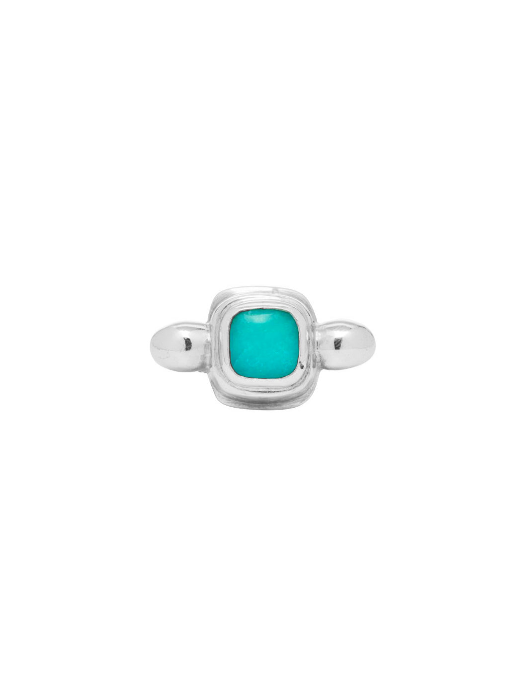 Fiorina Jewellery Chrysler Ring Amazonite