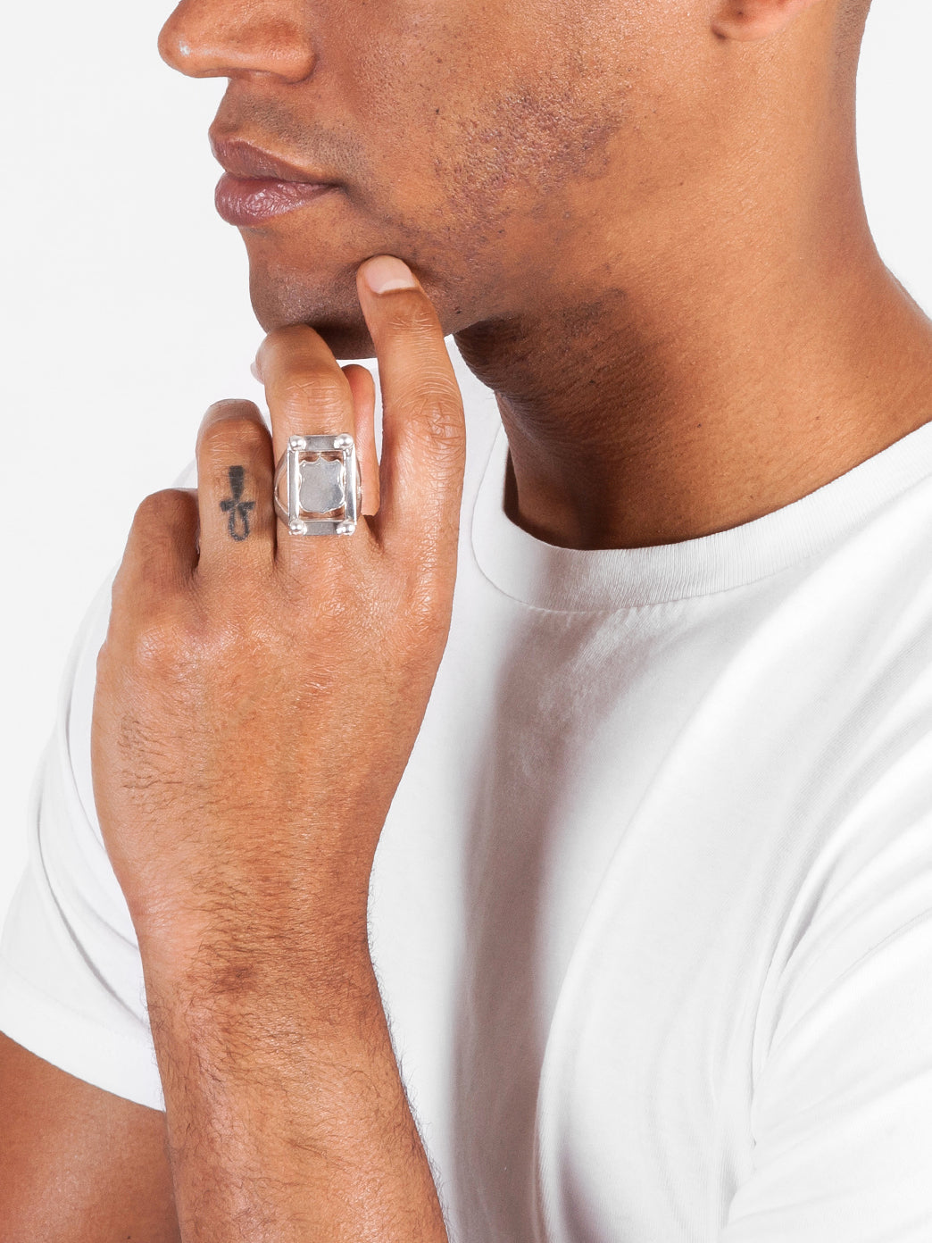 Fiorina Jewellery Men's Pablo Ring Model