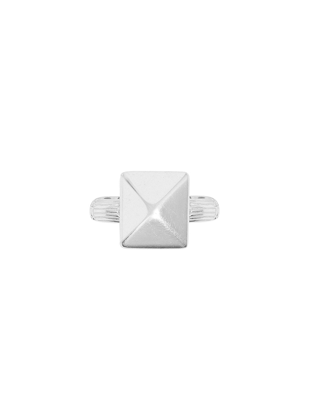 Fiorina Jewellery Pyramid Ring Top