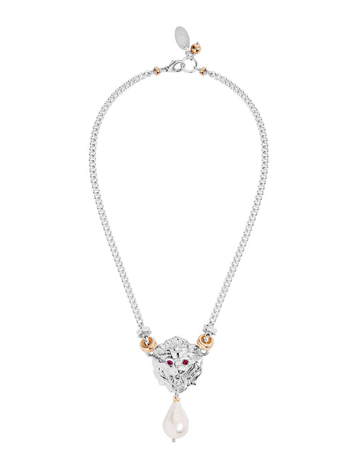 Fiorina Jewellery Trevi Necklace Ruby