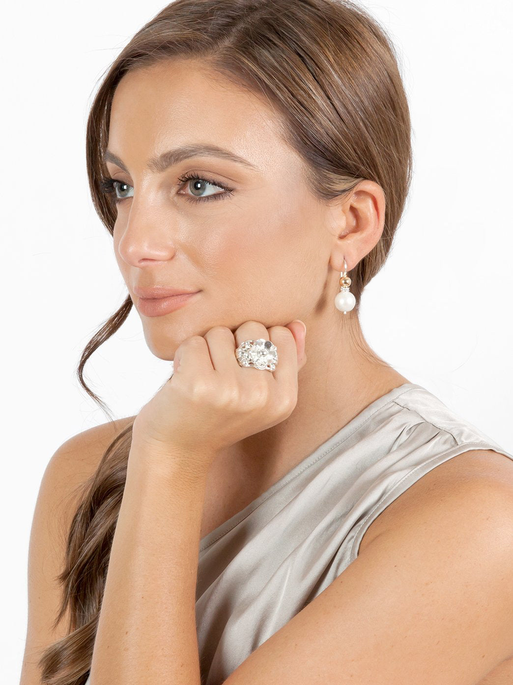 Fiorina Jewellery Garden Ring Model