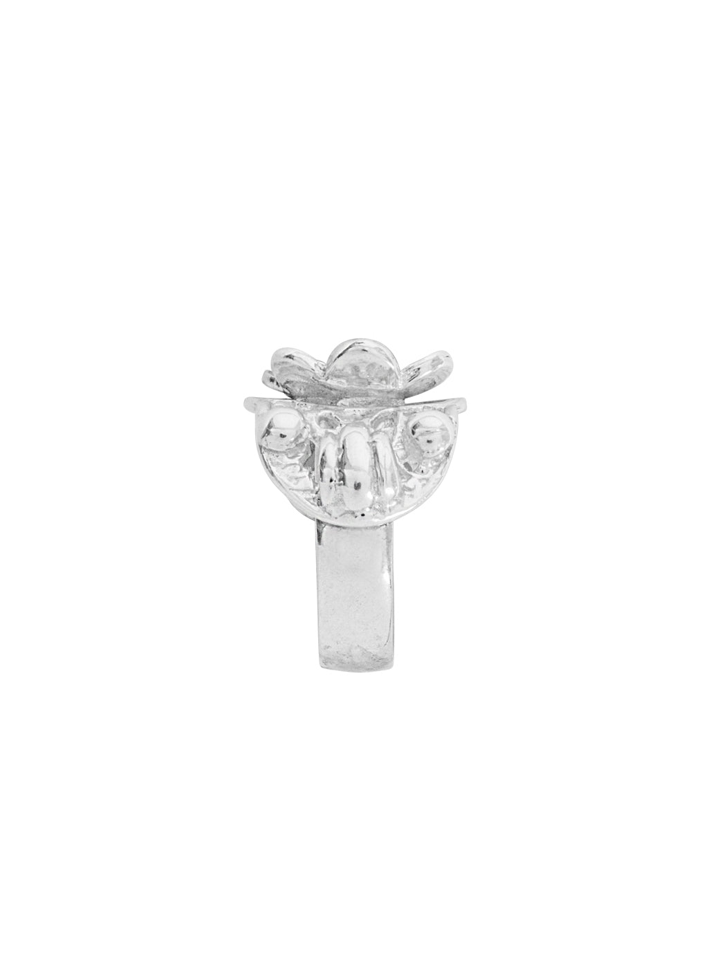Fiorina Jewellery Garden Ring Shank View
