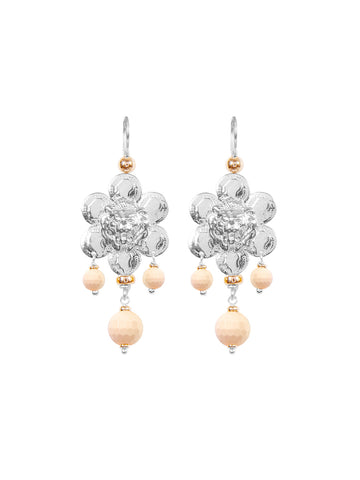 Como Urn Earrings