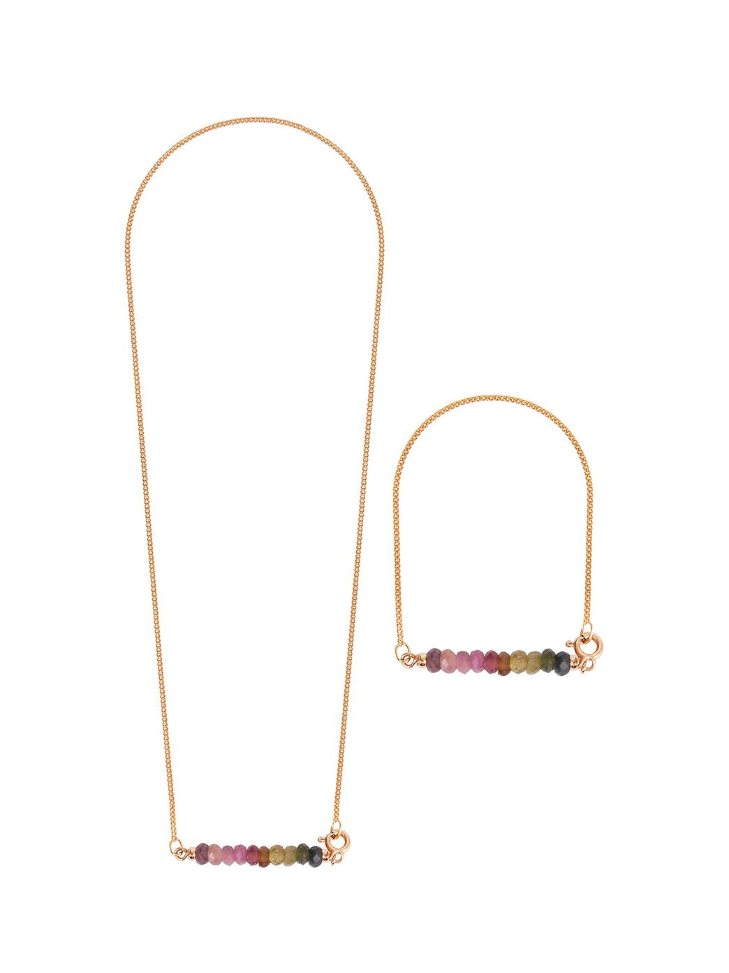 Fiorina Jewellery Gold Friendship Set