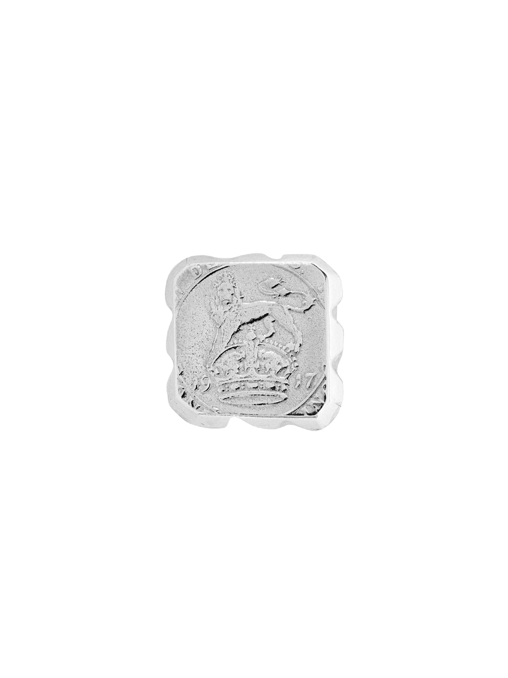 Fiorina Jewellery Men's Lion of Judah Ring