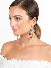 Fiorina Jewellery Lumiere Earrings Chakra Model