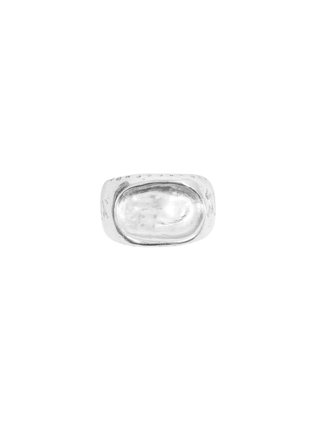 Fiorina Jewellery Men's Roman Numeral Ring Top