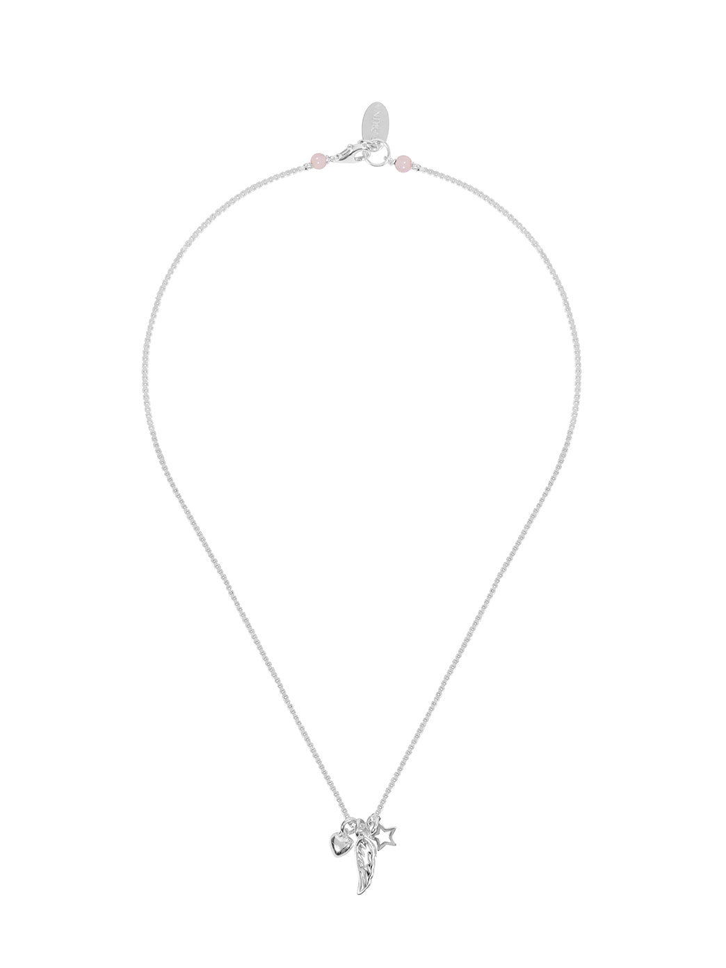 Fiorina Jewellery Mini Charm Necklace Aria