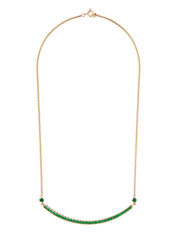 Cuba Block Necklace