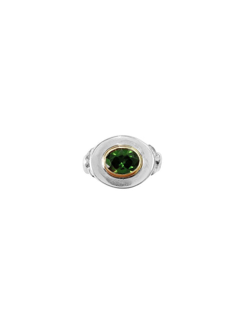 Fiorina Jewellery Palais Ring Emerald