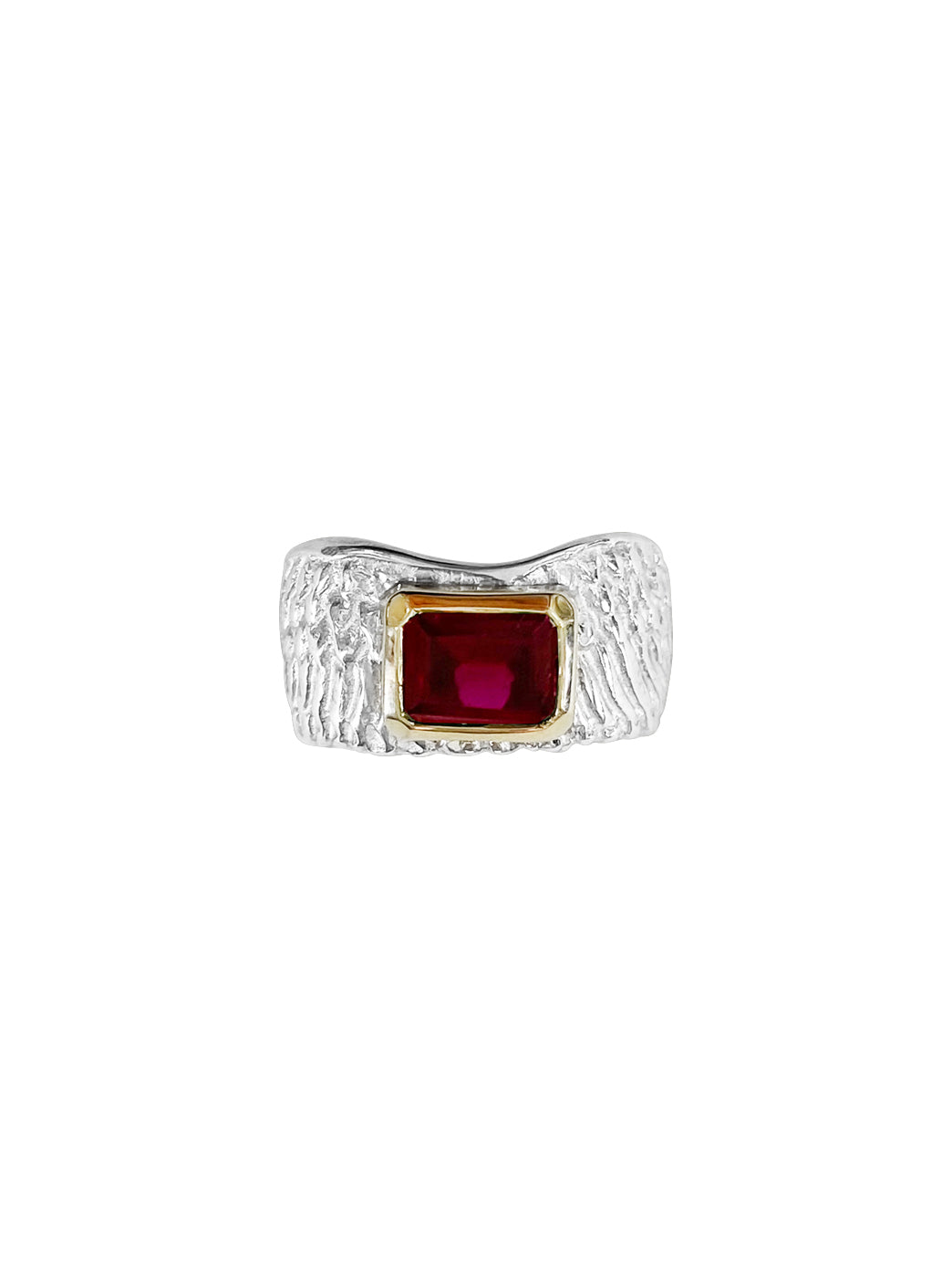 Fiorina Jewellery Reuben Ring Ruby