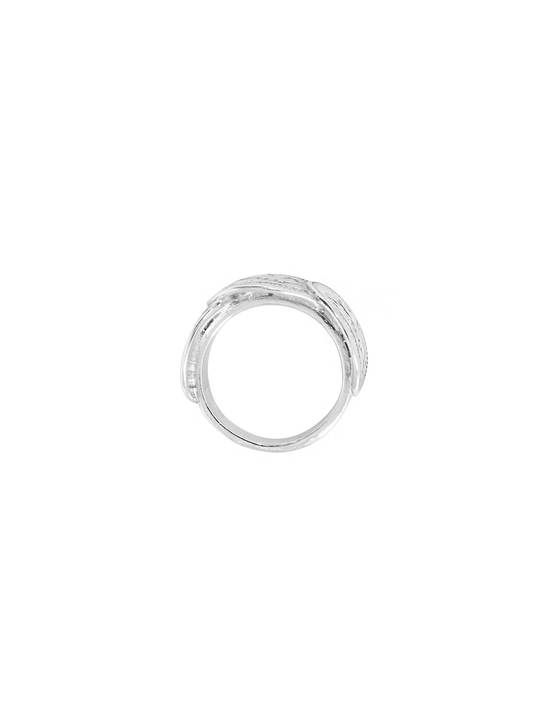 Fiorina Jewellery Men's Saint George Ring Side View