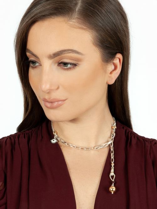 Fiorina Jewellery Virtue Choker Model