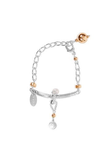 Saint Liberus Medley Bangle