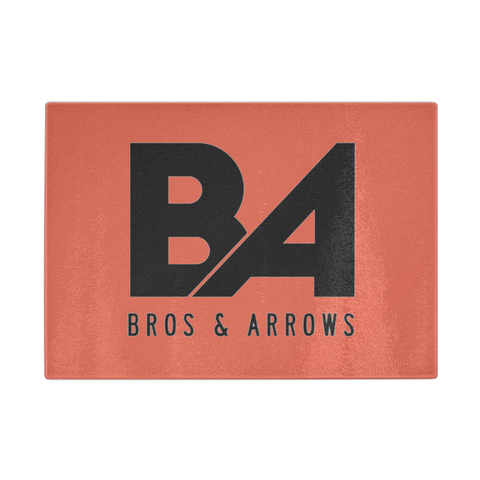Bros and Arrows Chopping Boards