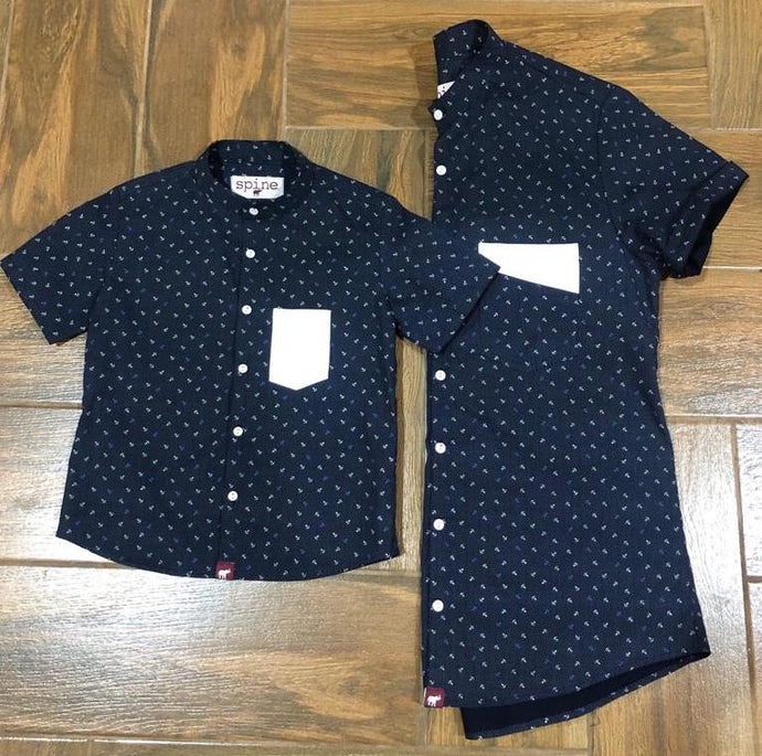 Anchors Kid Shirt