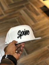 Spine White Fashion6 Snapback