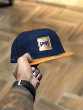 Spine Denim Fashion6 Snapback