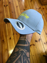 Spine Grey Baseball cap
