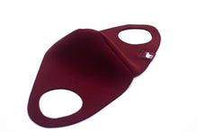 Rona Mask Burgandy