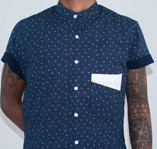 Navy Anchor Shirt