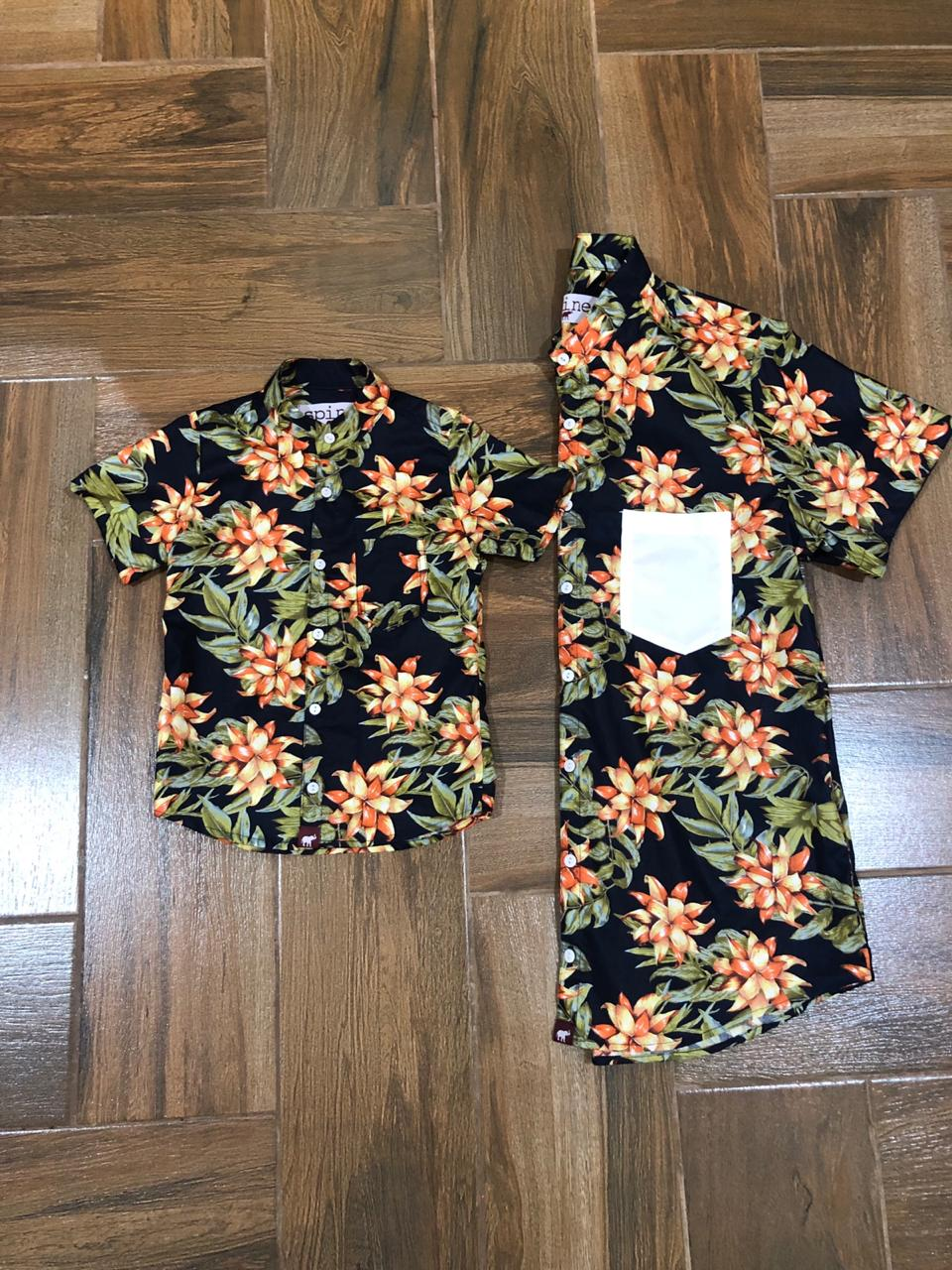 Tropical Kid Shirt