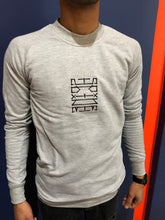 Robot Grey Pullover