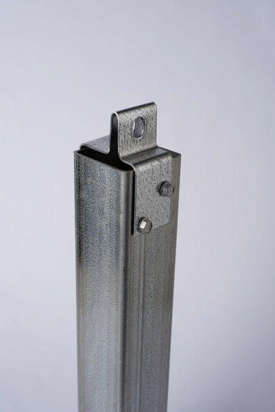 Endwall Bracket  - Metal End 2""