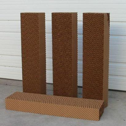 Corrugated Cooling Pads