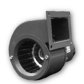 Square Flange Blower