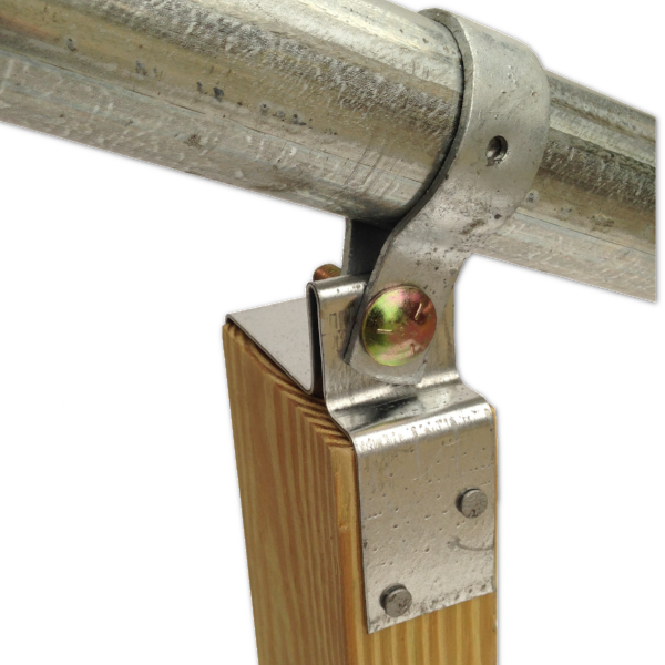 Endwall Bracket  - Wood End