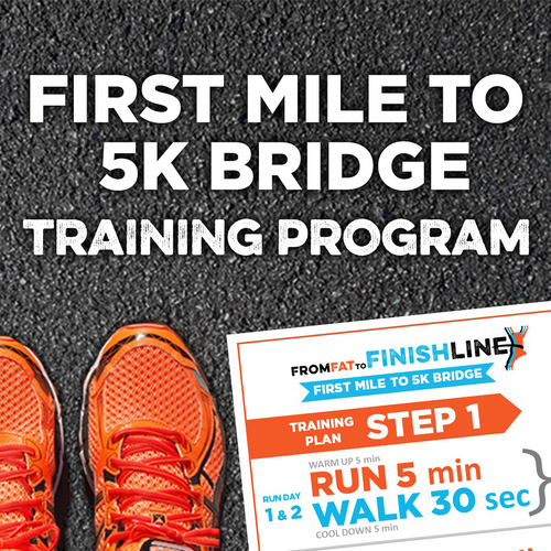 5K: First Mile to 5K Bridge Training Program