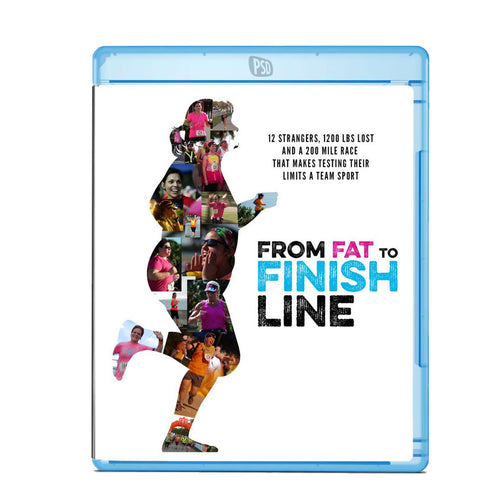 From Fat to Finish Line Film BluRay
