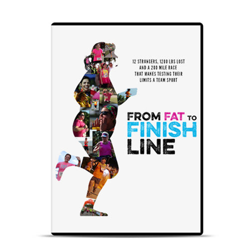 From Fat to Finish Line Film DVD