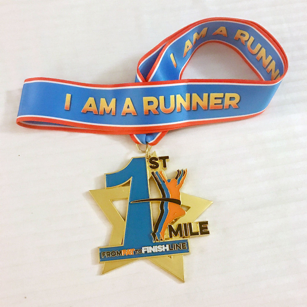 First Mile Medal