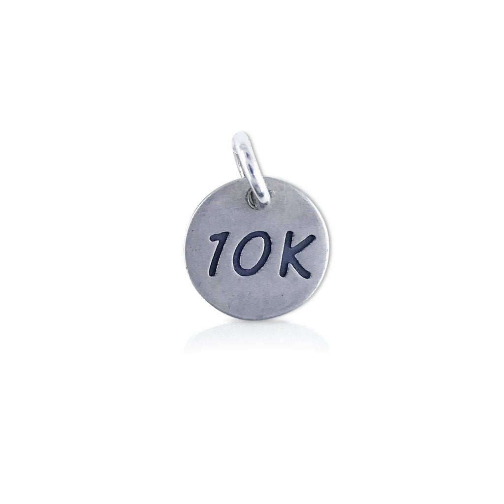 Scott James Jewelry small round 10K charm