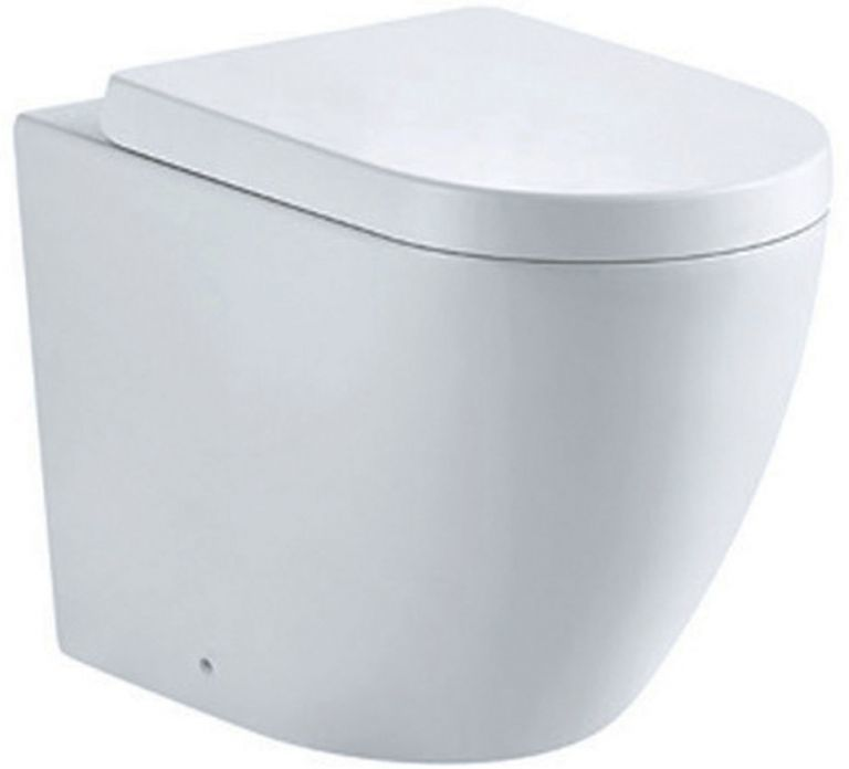 Hope Back To Wall Toilet & Soft Closing Seat