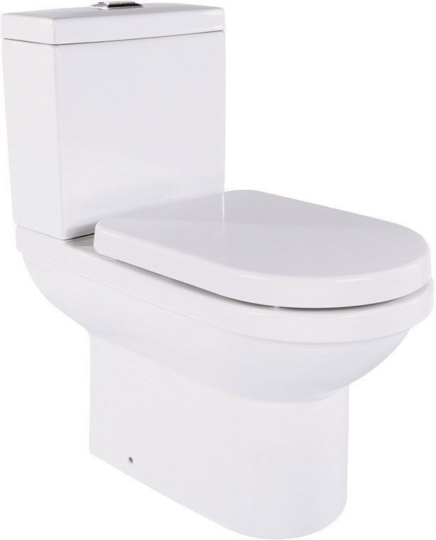 Orion Toilet with soft closing seat