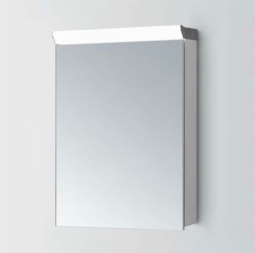 Oregon LED Mirrored Cabinet